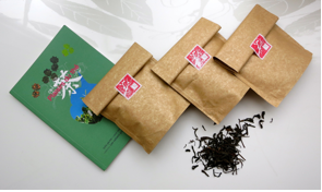 """December 2014 : Limited Edition : Coffrets Trios of Teas 'Grands Crus"""""""